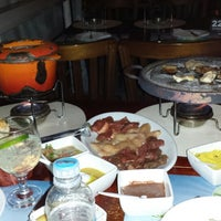 Photo taken at Cantina Don Fondue by Alexandre C. on 6/24/2013