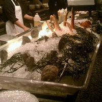 Photo taken at Tony's Steaks and Seafood of Cincinnati by Sadie T. on 7/5/2013