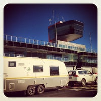 Photo taken at Mount Panorama by Van Cruiser Caravans on 6/8/2013