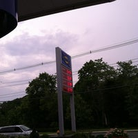 Photo taken at Marlboro Sunoco by AElias A. on 6/24/2013