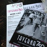 Photo taken at Taverna 750 by RJ S. on 7/13/2013