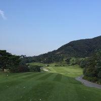 Photo taken at 코리아CC by 충열 이. on 8/6/2015
