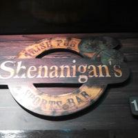 Photo taken at Shenanigan's by Marcio C. on 7/17/2013