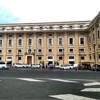 Photo taken at Piazza Pio XII by Igor F. on 6/15/2014