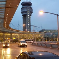 Photo taken at Montréal Int'l Airport Pierre-Elliott-Trudeau (YUL) by Jose Fernando P. on 6/24/2013