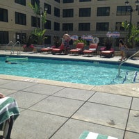 Photo taken at DoubleTree Suites by Hilton Hotel Anaheim Resort - Convention Center by Marianne C. on 6/10/2013