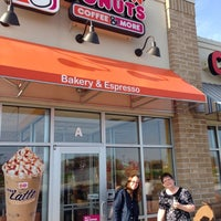 Photo taken at Dunkin Donuts by Timothy B. on 5/10/2014