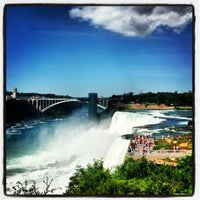 Photo taken at Niagara USA Official Visitor Center by Mustafa U. on 7/13/2013