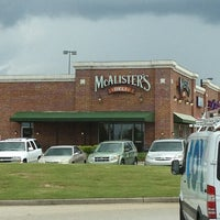 Photo taken at McAlister's Deli by Stephen G. on 6/19/2013