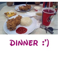 Photo taken at KFC by Faye Mitchelle A. on 6/30/2014
