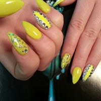 Photo taken at Club Nails by Wanida M. on 7/4/2013