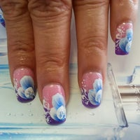Photo taken at Club Nails by Wanida M. on 6/18/2013