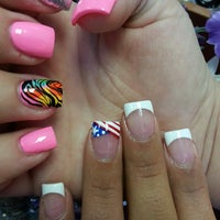 Photo taken at Club Nails by Wanida M. on 6/29/2013