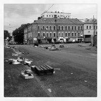 Photo taken at Бауманская улица by Анастасия Л. on 6/16/2013