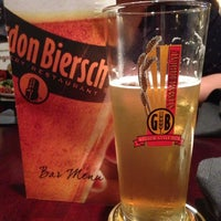 Photo taken at Gordon Biersch by Green M. on 7/8/2013