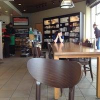 Photo taken at Starbucks by Mike K. on 4/19/2013