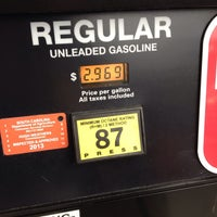 Photo taken at Costco Gasoline by James M. on 11/26/2013