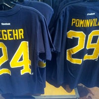 Photo taken at The Sabres Store by Matt C. on 4/5/2013