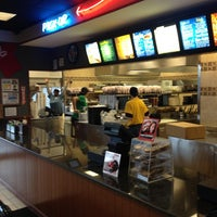 Photo taken at Mighty Taco by Dave M. on 11/28/2012