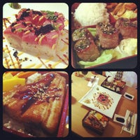 Photo taken at Gen Sushi by Michelle on 6/20/2013