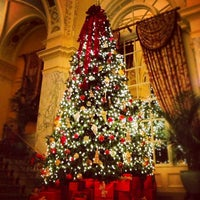 Photo taken at Hermitage Hotel by Nathaniel G. on 12/7/2012