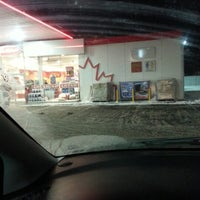 Photo taken at Petro-Canada by Melissa C. on 12/24/2012