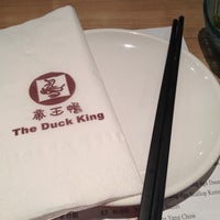 Photo taken at The Duck King by Michael on 10/28/2013