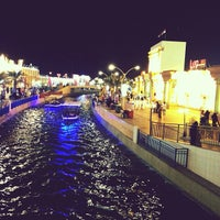 Photo taken at Global Village by Noora on 11/3/2013