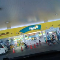 Photo taken at PETRONAS Station by Smart E. on 1/23/2016
