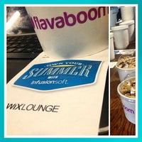 "Photo taken at Wix Lounge by Lisa Marie ""Phoenix"" J. on 8/6/2014"