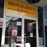 Photo taken at Browseabout Books by Joe M. on 9/13/2015