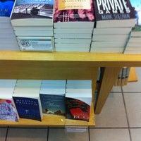 Photo taken at Faber Bookstore by Joe M. on 9/29/2012