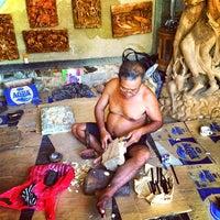 Photo taken at Karya Mas Gallery by Arina R. on 9/10/2014