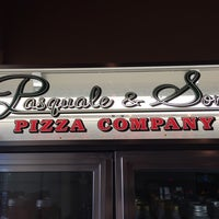 Photo taken at Pasquale & Sons' Pizza Company by Ray on 11/23/2014