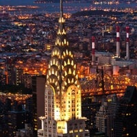 Photo taken at Chrysler Building by Nicholas W. on 9/27/2012
