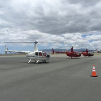 Photo taken at Private Jet Hangar @ HNL by Stanley D. on 5/26/2015