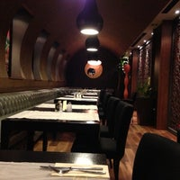 "Photo taken at Lounge & Restaurant ""Arabesque"" by Sahamos on 5/14/2013"