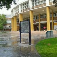 Photo taken at Facultad de Medicina (UANL) by Caro M. on 6/14/2013