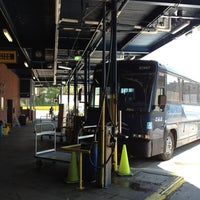 Photo taken at Greyhound Bus Lines by Shelton D. on 5/27/2013
