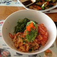 Photo taken at Kobe Japanese Restaurant by Michael C. on 6/19/2013