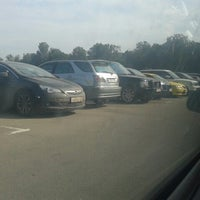 Photo taken at Парковка P5/ Parking by DRK on 6/30/2013