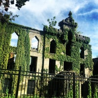 Photo taken at Smallpox Hospital by Sameepa S. on 9/2/2016