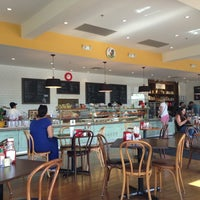 Photo taken at French Riviera Bakery & Cafe by Kory H. on 7/18/2013