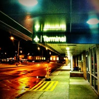 Photo taken at Erie International Airport (ERI) by Lies on 10/14/2012