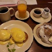 Photo taken at Walker Brothers Original Pancake House by John G. on 3/8/2013