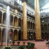 Photo taken at National Building Museum by Melissa K. on 3/28/2013