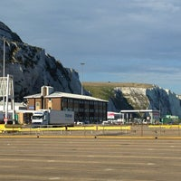 Photo taken at Port of Dover Ferry Terminal by Irina I. on 7/28/2013