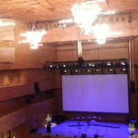 Photo taken at Melbourne Recital Centre by Eve R. on 2/8/2013
