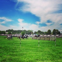 Photo taken at Virginia Gold Cup by Kenneth W. on 5/4/2013