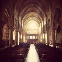 Photo taken at Santa Maria delle Grazie by Aey 0. on 4/14/2013